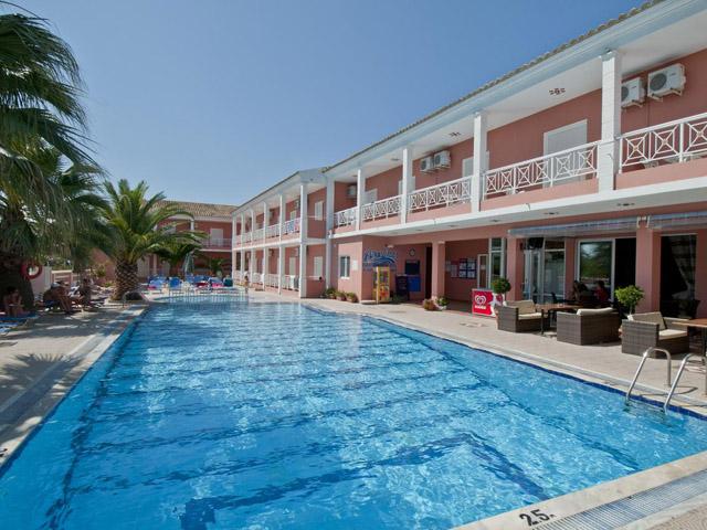 Angelina Apart Hotel -