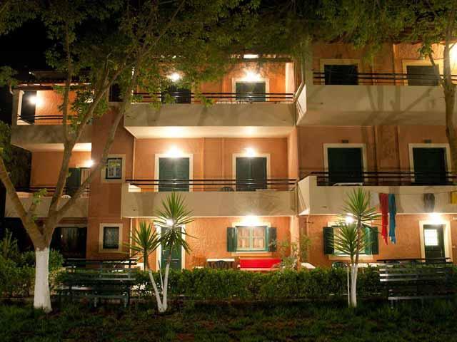 Elena Apartments and Villas -