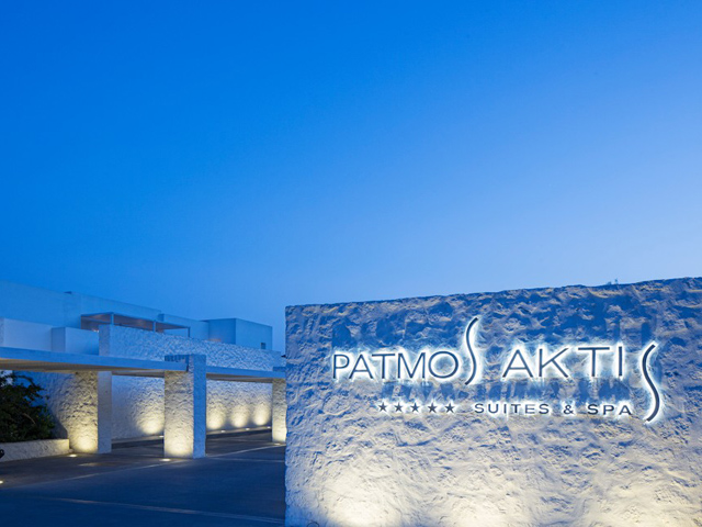 Patmos Aktis Suites & Spa -