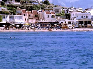 Erodios Apartments - Beach