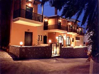 Erodios Apartments - Exterior View