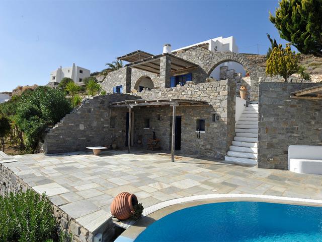 Agnanti Villa -