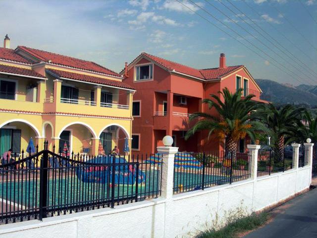 Katerina Apartments Acharavi -