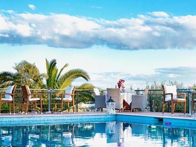 Vigles Sea View Hotel -