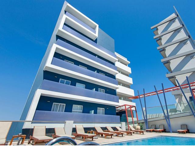 Semiramis City Hotel -