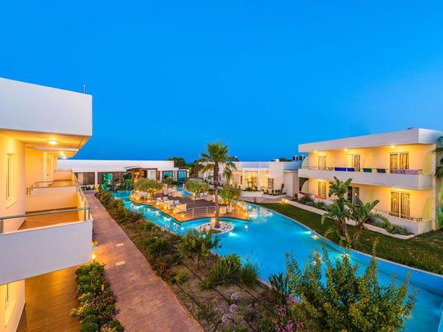 Afandou Bay Resort Suites -