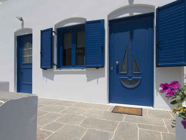 Captains Home Kamares -