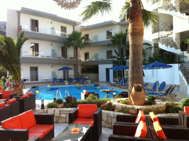 Sunset Hotel Apartments -