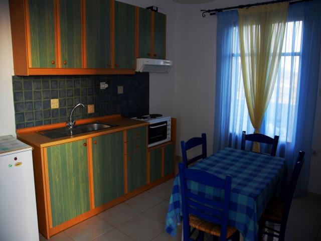 Faros Apartments -