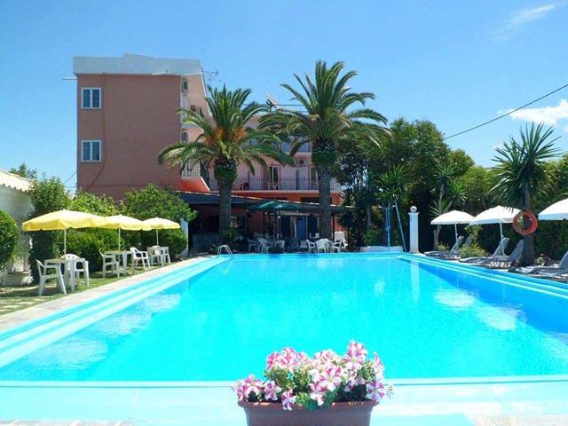 Angela Corfu Hotel -
