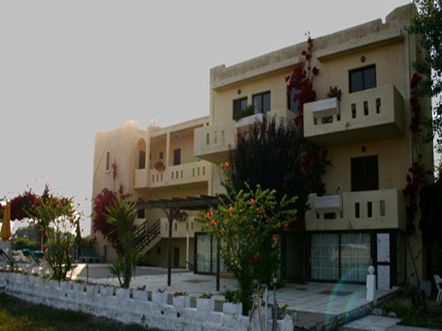 Mare Blue Apartments -