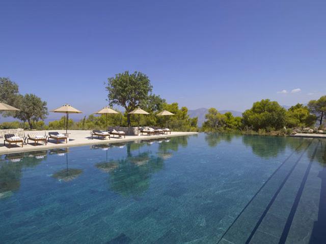 Amanzoe Resort -