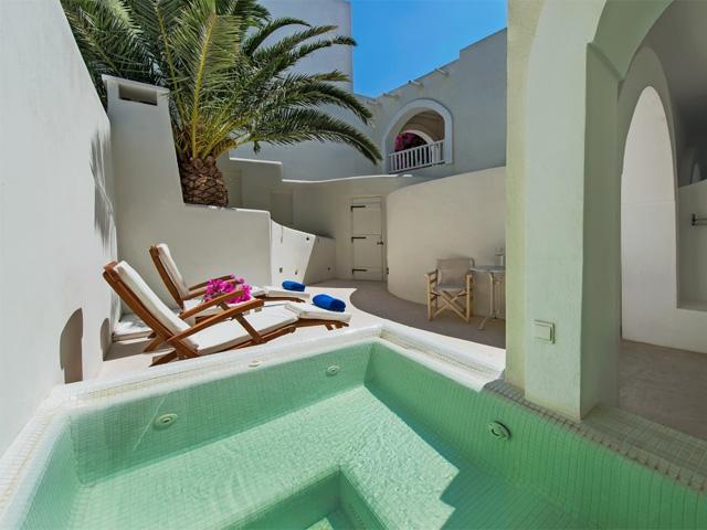 Atlantis Beach Hotel Perivolos -