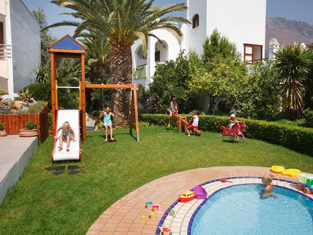 Alianthos Garden Hotel - Children's playground