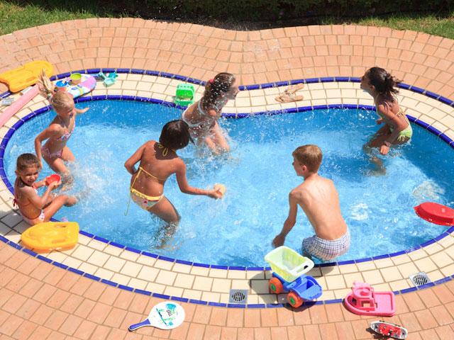Alianthos Garden Hotel - Kids Pool