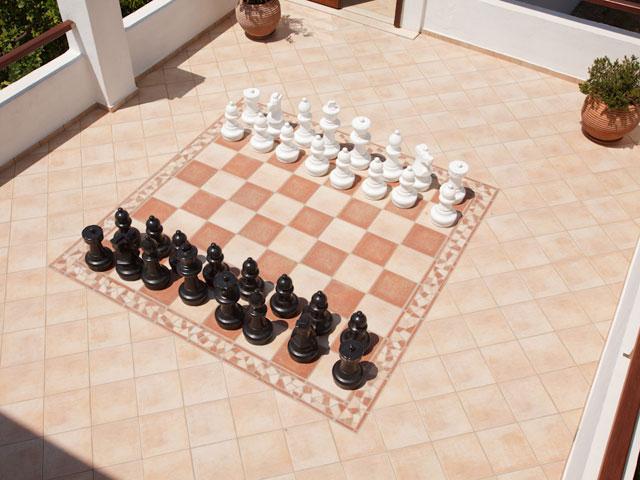 Alianthos Garden Hotel - Chess