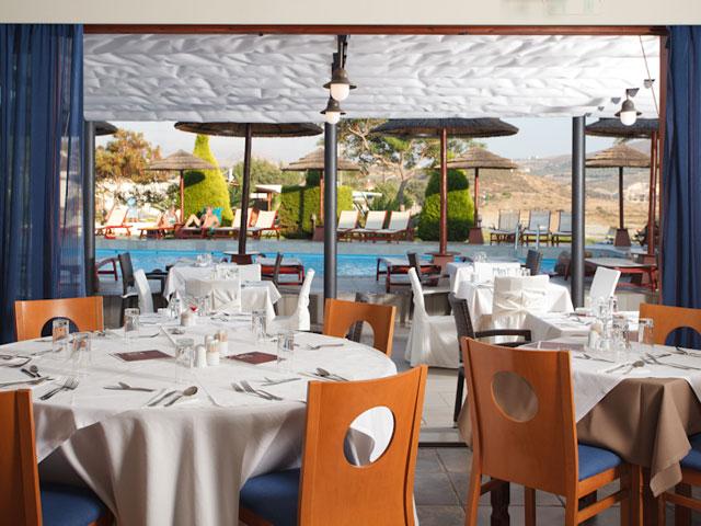 Alianthos Garden Hotel - Restaurant