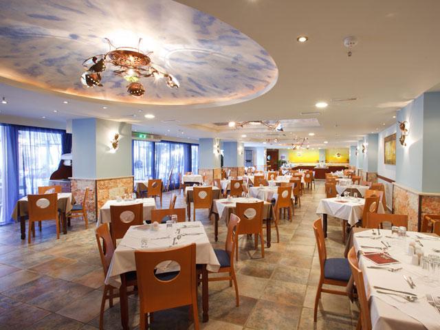 Alianthos Garden Hotel - Dining Room