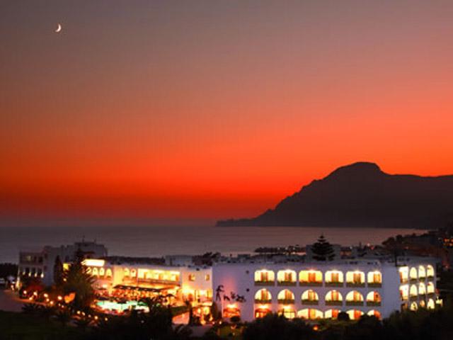 Alianthos Garden Hotel - Exterior view