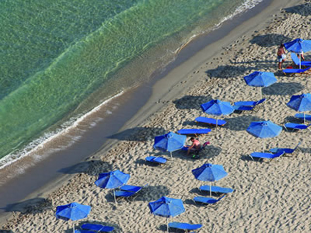 Alianthos Garden Hotel - Beach