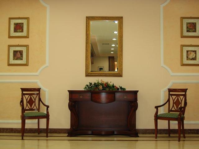 Palmyra Hotel -
