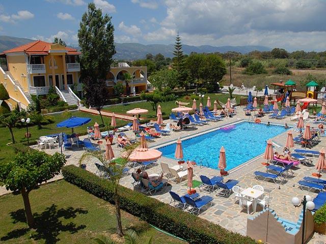 Macedonia Apartments -