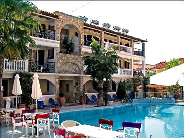 Zante Plaza Aparthotel -