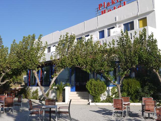 Plakias Bay Hotel -