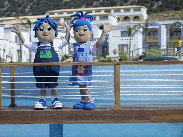 Mitsis Blue Domes Exclusive Resort & Spa -