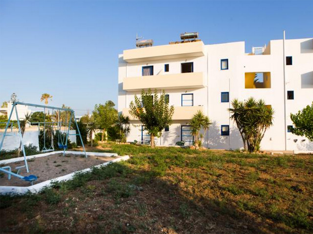 Blue Dreams Apartments -