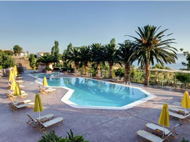 Sunrise Hotel Lesvos - Book Early for 2015 and save up to 25%!