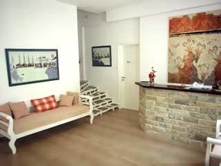 Marinero Hotel and Suites - Reception