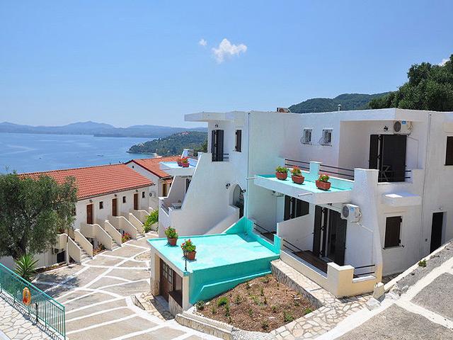 Yiannis Barbati Studios and Apartments -