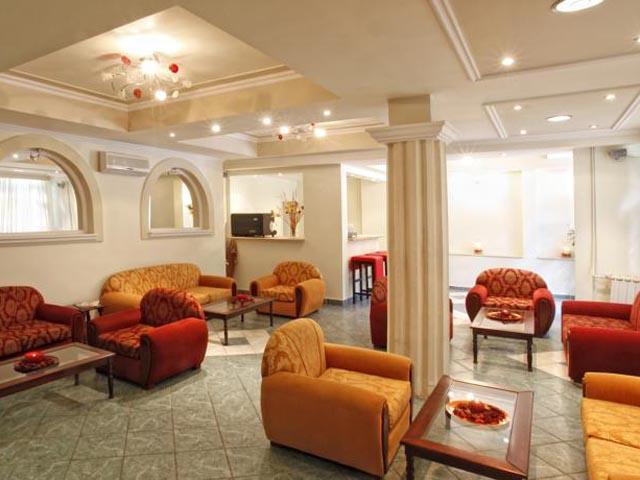 Galaxias and Eyan Hotel -