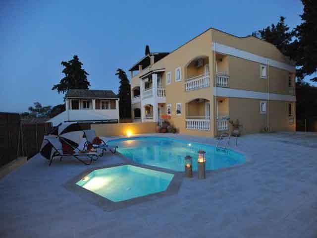Flora Saint Spyridon Hotel -