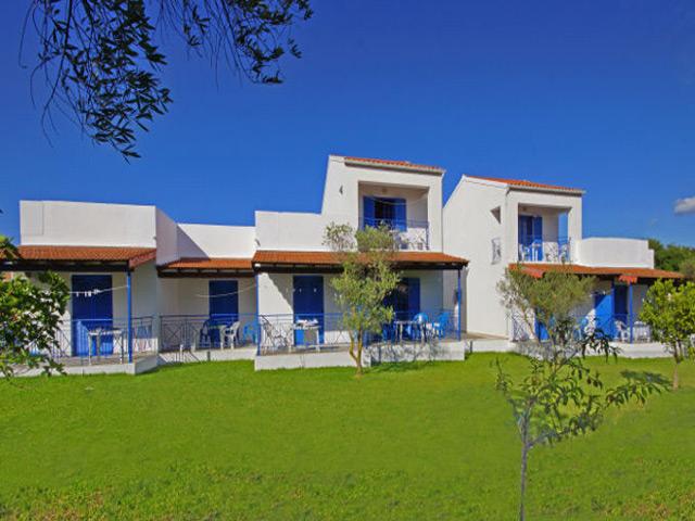Blue Garden Apartments -