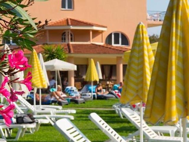 Pegasus Hotel Roda -