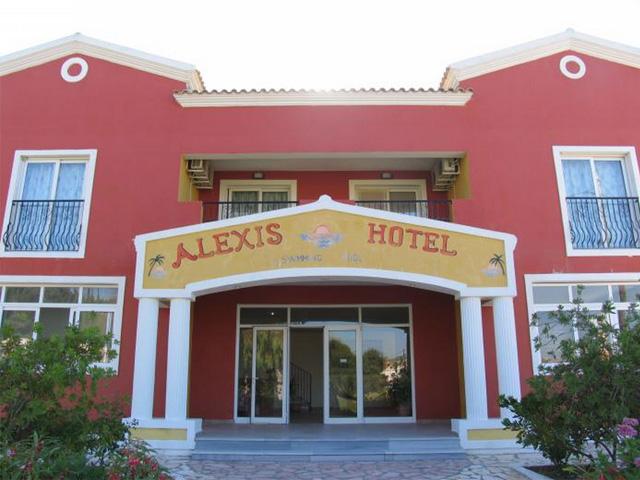 Alexis Pool Apartments -