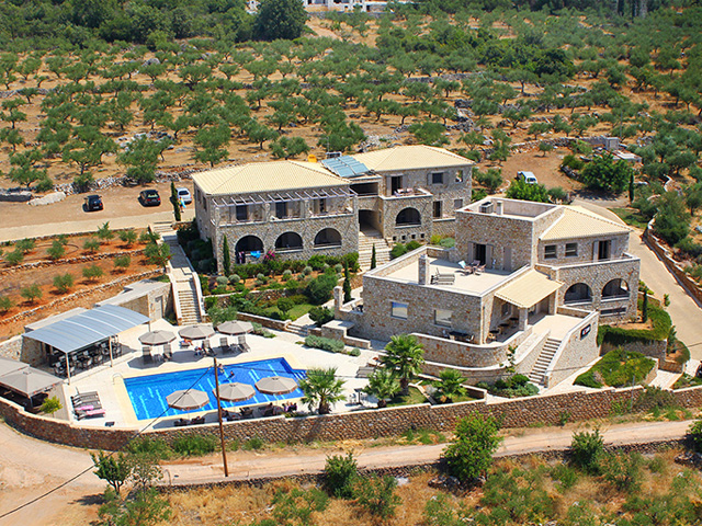 Anaxo Resort -