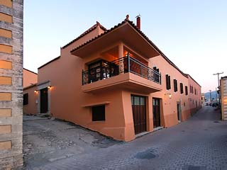 Arhontiko Arhanes - Exterior View