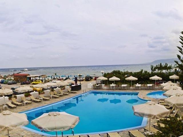 Georgioupolis Beach -