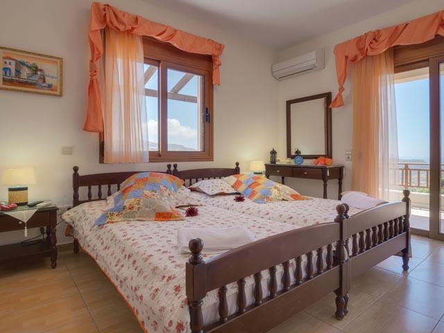 Triopetra Luxury Villas - Fournou Lago -