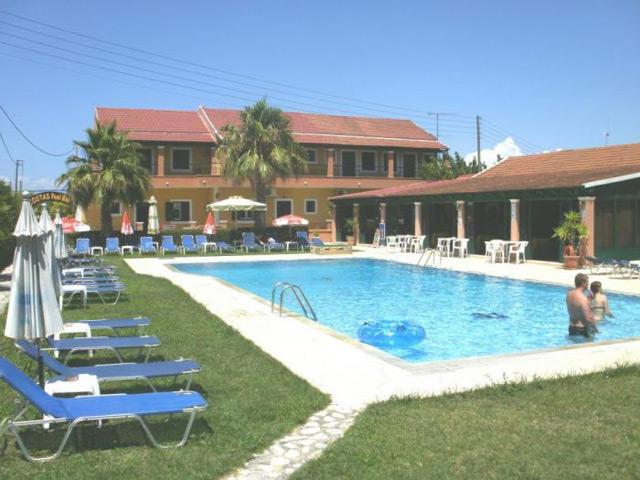 Yiannis Apartments (ex Kouros) -