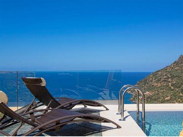 Villa Epavlis Athena -