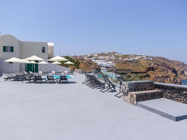 Goulielmos Hotel Santorini -