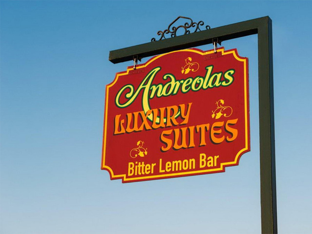 Andreolas Luxury Suites -