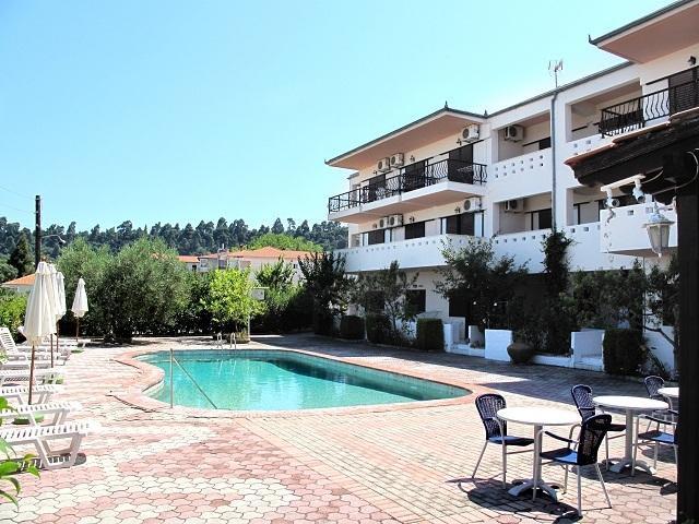 Skentos Aparthotel -