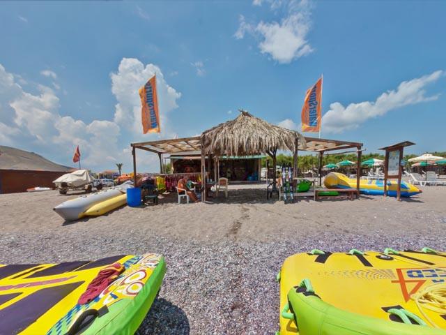 Sun Beach Lindos -