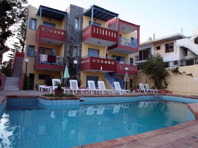 Marilissa Hotel -
