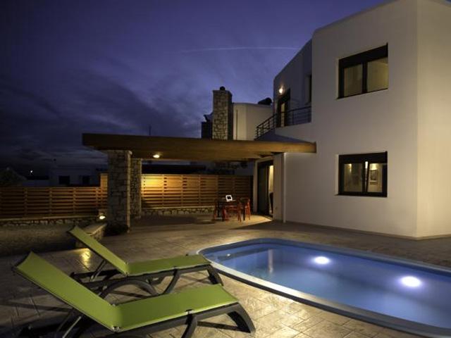 Antonoglou Beach Villa Lachania -